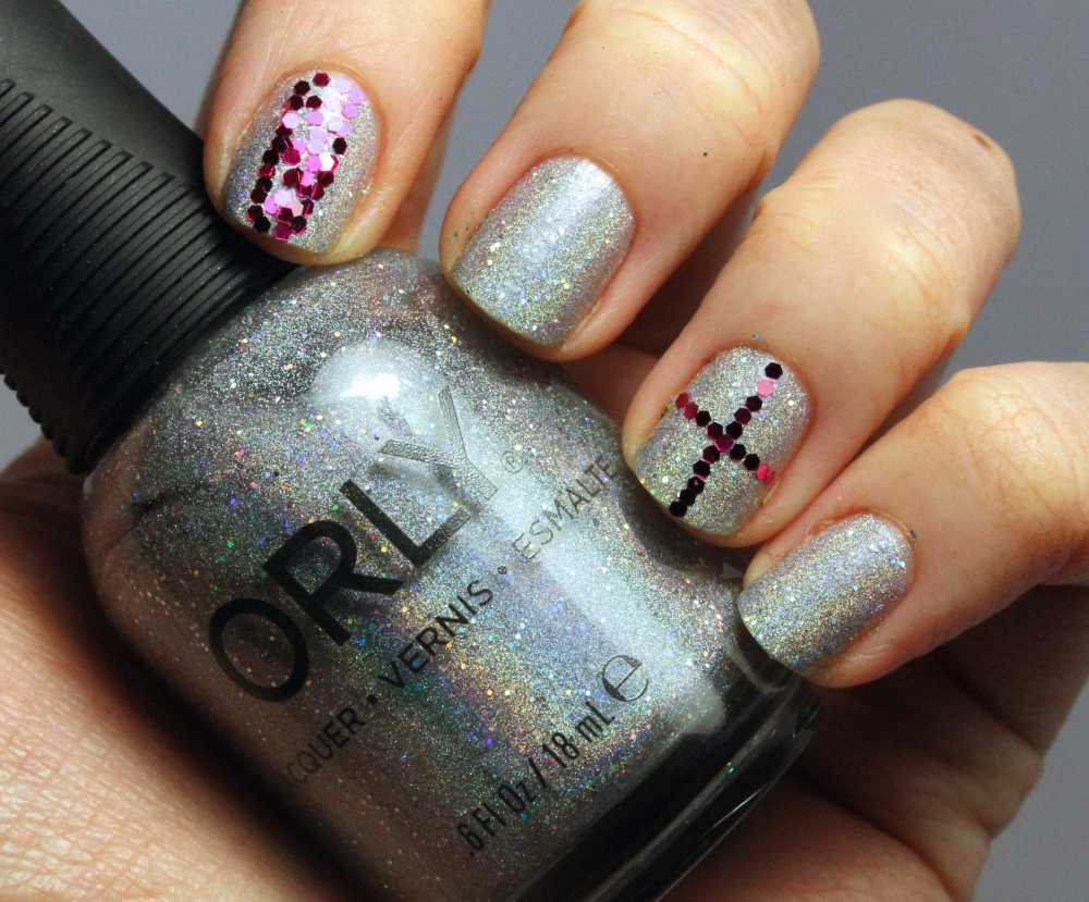 Swatch - Holographic & Glitter